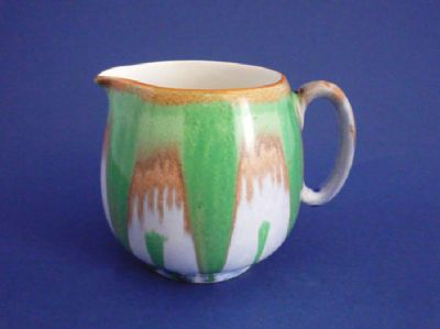 Shelley Harmony Drip Ware Cream Jug c1930